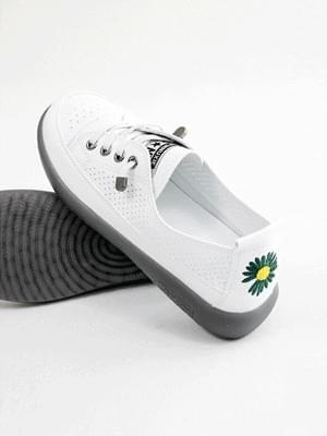 Flower sneakers 3cm