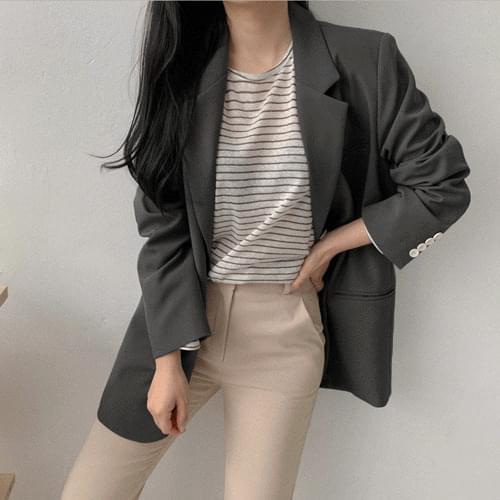 Pastel Overfit Jacket