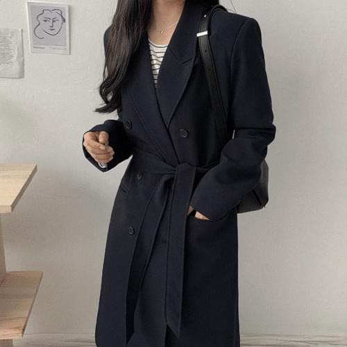 Combi Double Long Coat