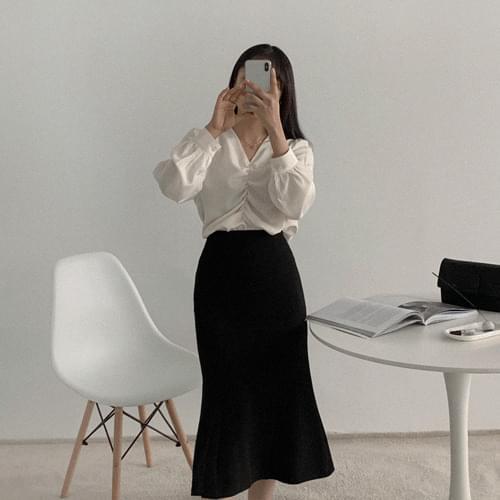 Elmermaid long skirt