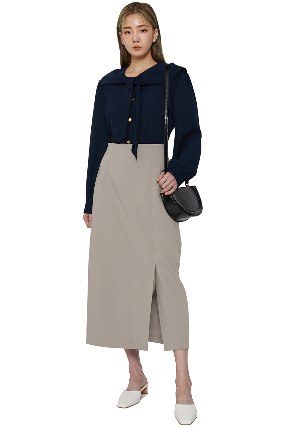 Robin maxi skirt