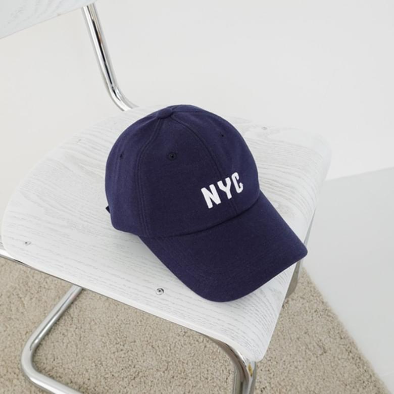 Casual NYC cap hat 帽子