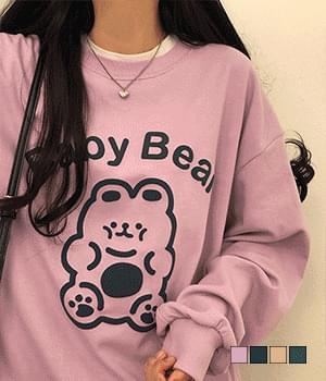 Baby Bear Rouge Sweatshirt