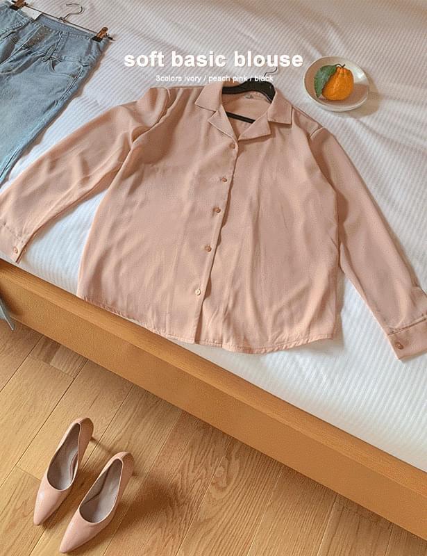 Denzer soft blouse