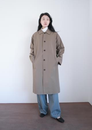 韓國空運 - regular simply trench coat 大衣外套