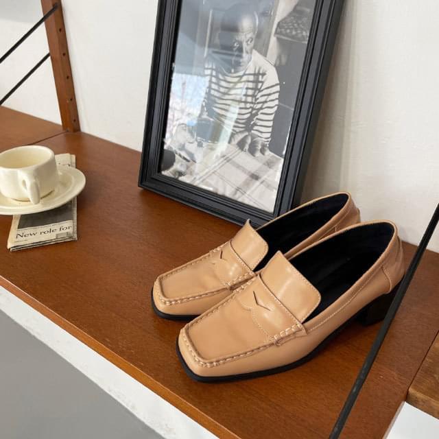 Fame Squareline loafers