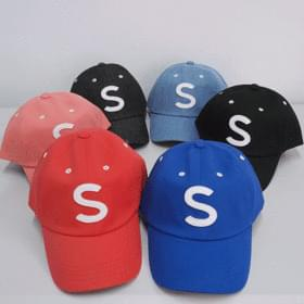 S Patch Daily Ball Cap