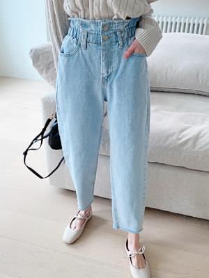 Don Choo Baggy Denim Pants