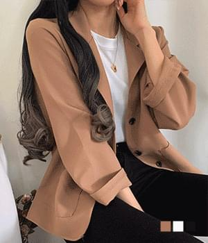 Lightweight Loose-fit jacket 夾克外套