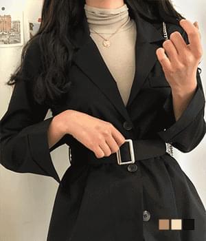 Hennis belted jacket 夾克外套