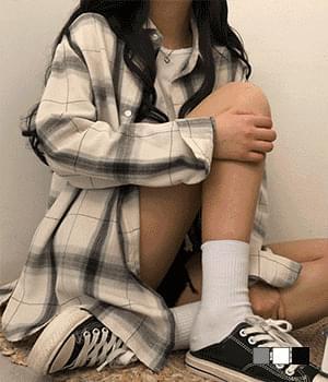 3 color basic plain socks 襪子