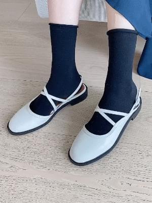 Dali Mary Jane Shoes