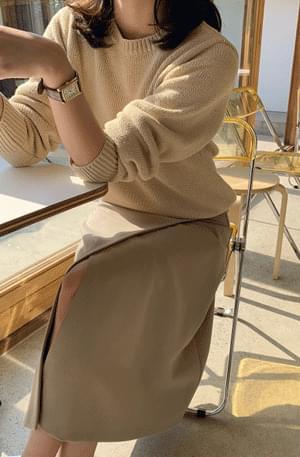 Lena Cotton Booklet Round Knitwear