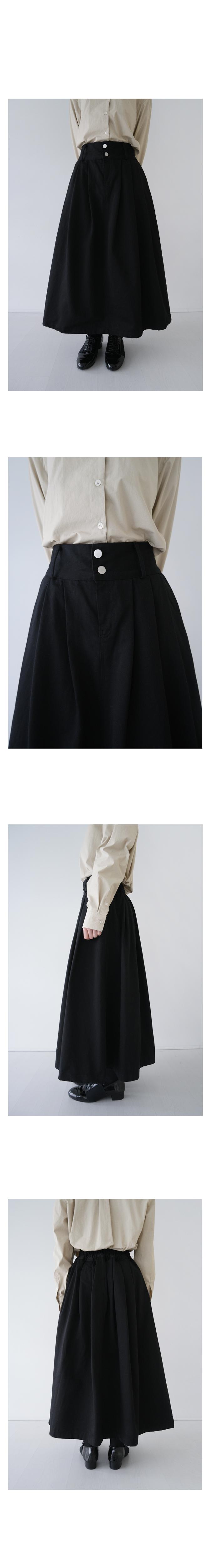 wide and balanced skirt