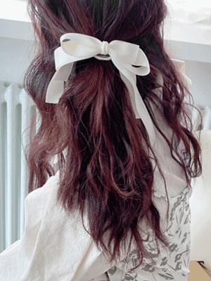 Lily ribbon string