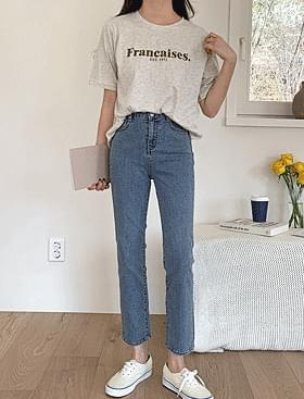 Leslie Date PT 牛仔褲
