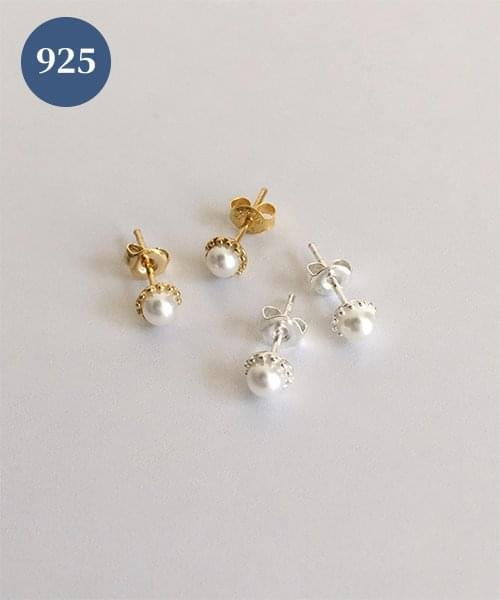 (silver925) favorite earring