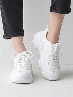Isshu Mesh Whole Heel Ugly Sneakers 10831 ♡6th Sold Out♡