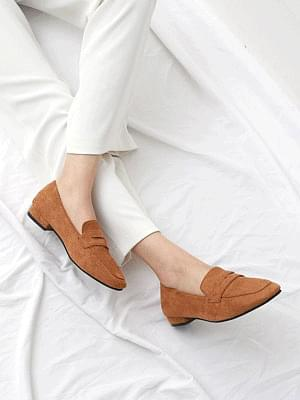 Isshu two material classic loafers 9058 ♡ 7th sold out♡