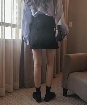 Firstin cotton skirt