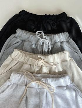 Best Jogger SET ♥ Vest Sweatshirt+ Jogger Banding Pants Set Product 套裝