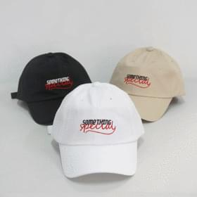THINGS Lettering Ball Cap