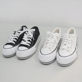 Converse full-heeled simple sneakers