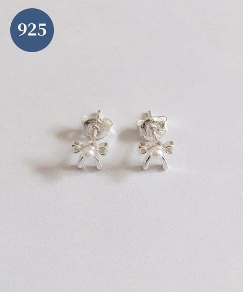 lovely ribbon earring