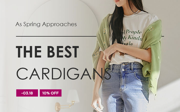 As Spring Approaches - The Best Cardigans
