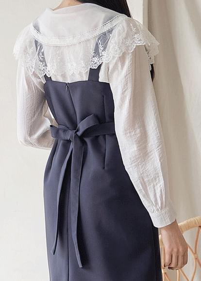 Carrie Bustier mini Dress