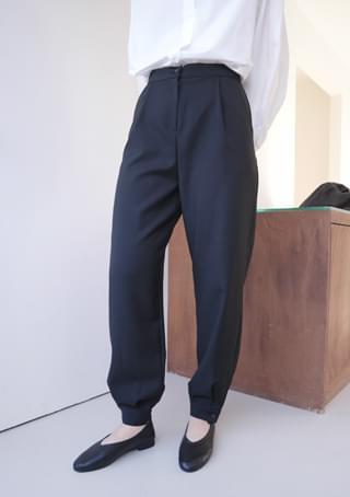 bottom jogger button slacks