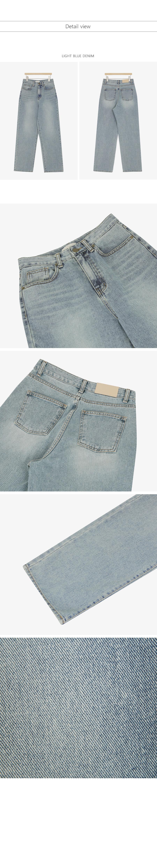 Black pin wide pants