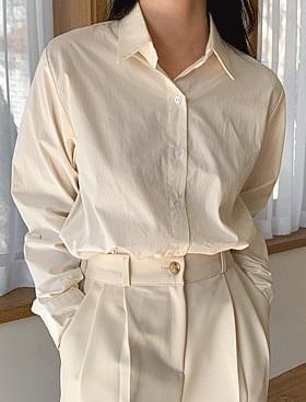 Pastel Basic Shirt 襯衫