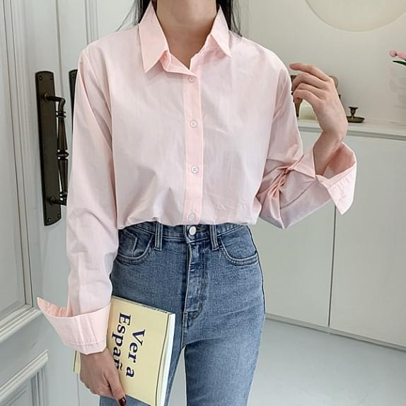 Pastel Basic Shirt