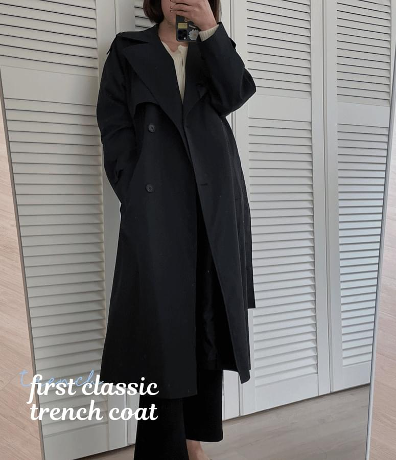 tc3744 first classic trench coat