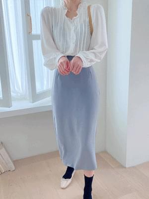 Cloud long skirt