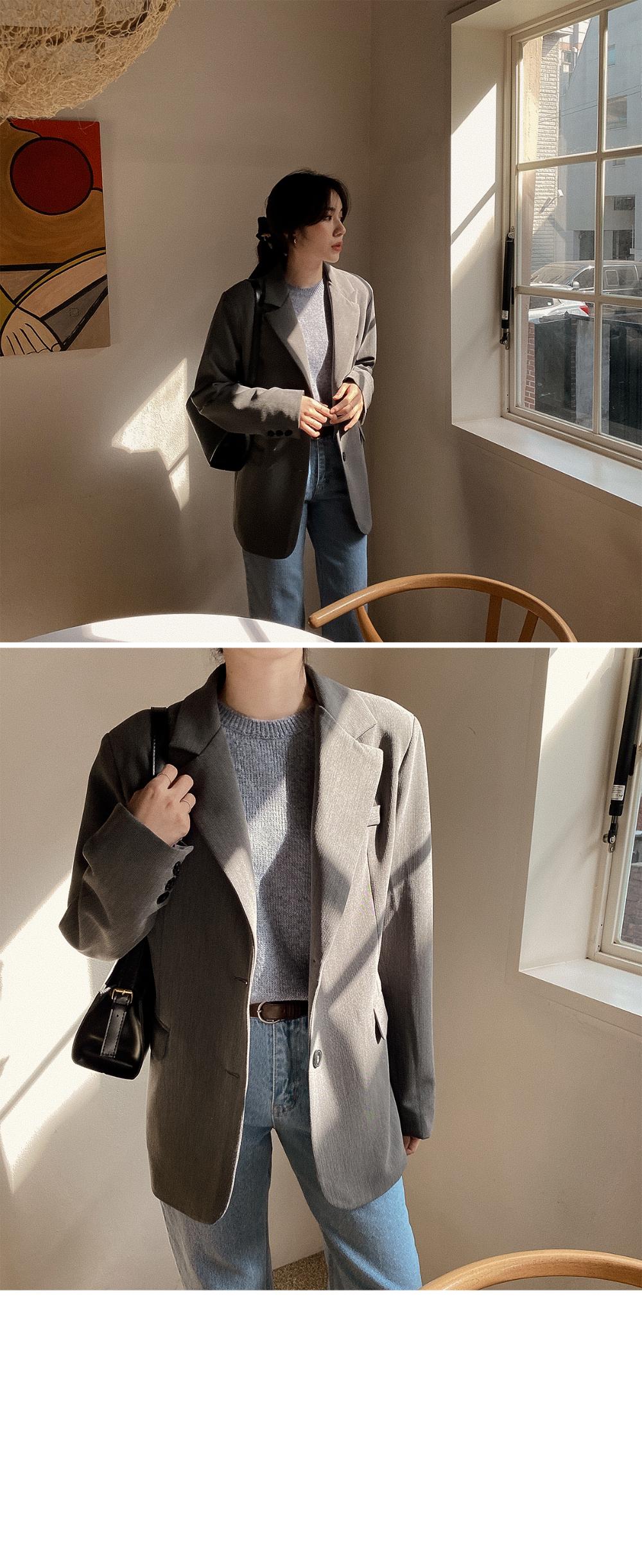 Weekly Jacket-3color