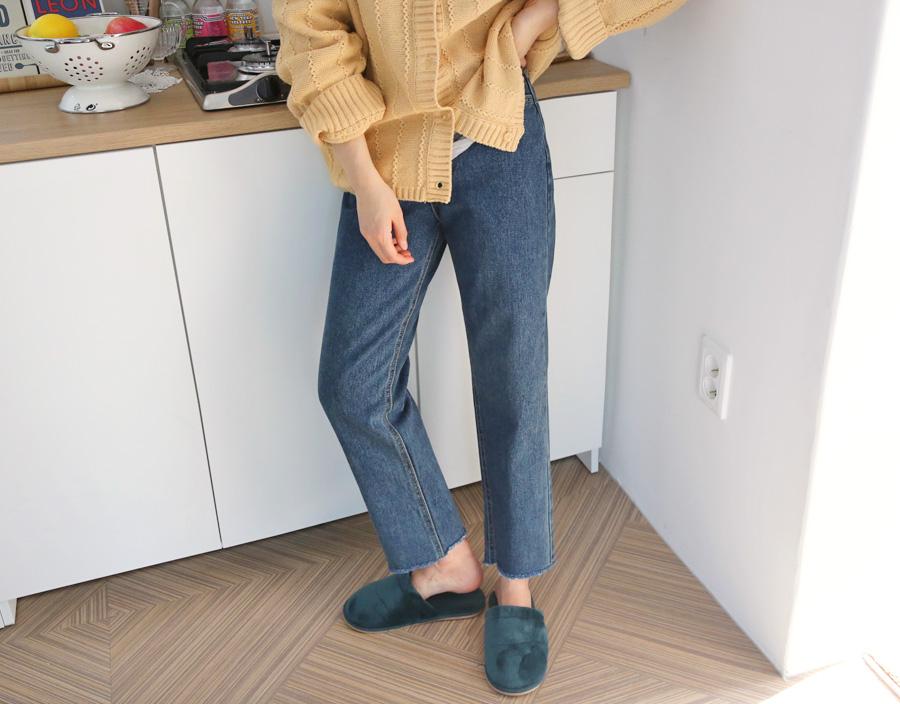 Focus Faded Date Denim Pants