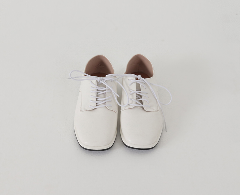 Campus Oxford Flat Loafers