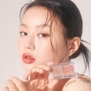 Peripera Duo Pocket Glitter Shadow #Makeup