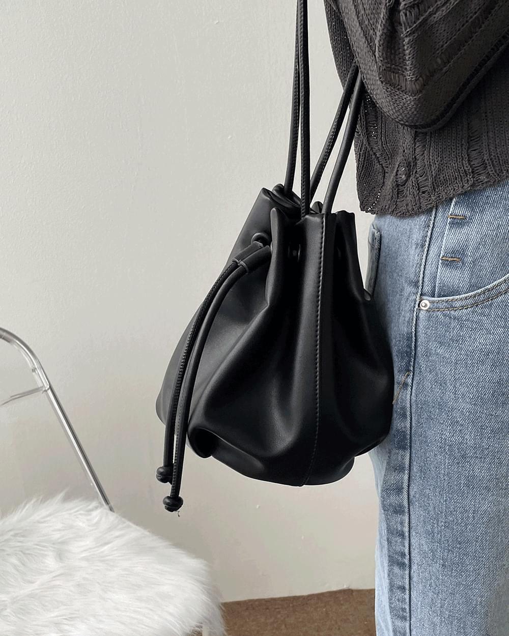 Luden Bokjori Leather Shoulder Bag Cross Bag