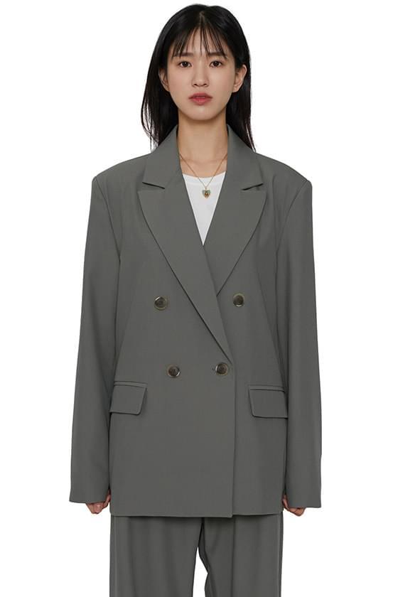 韓國空運 - Washington double over blazer 夾克外套