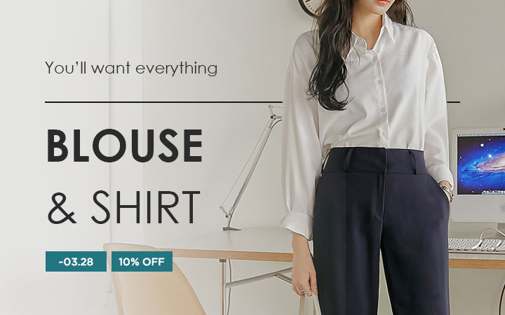You'll want everything - Blouse & Shirt