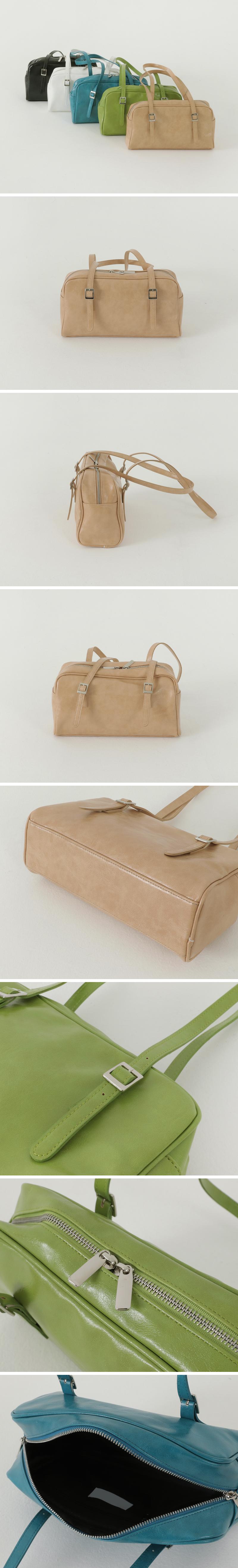 Glow Square Tote & Shoulder Bag
