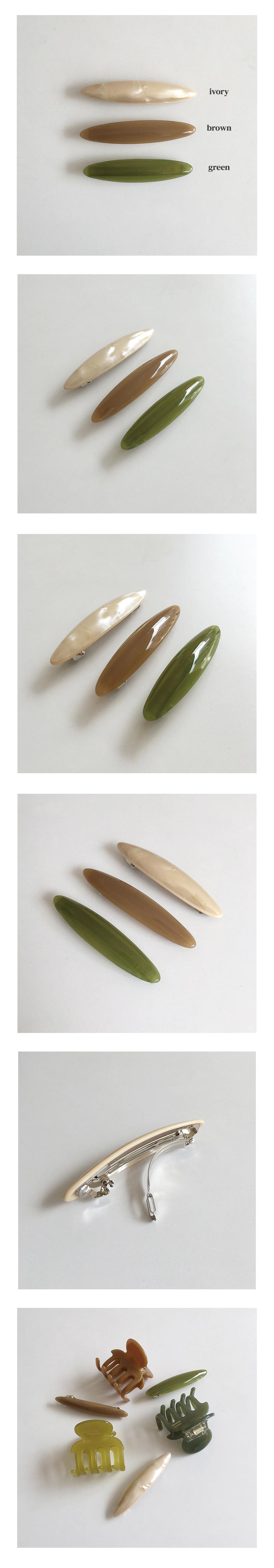 nature hair pin