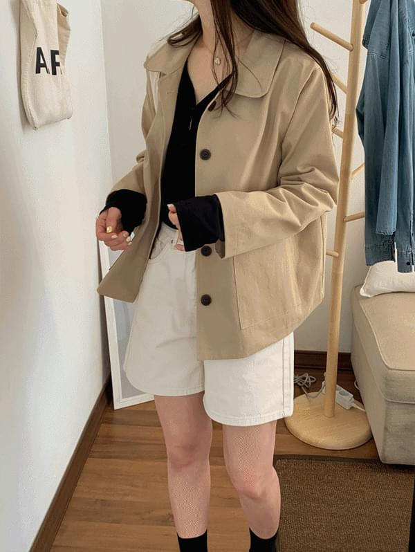 Hershey's cotton jacket
