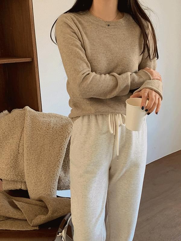 Hereie Cashmere Knitwear-fine wool 80%