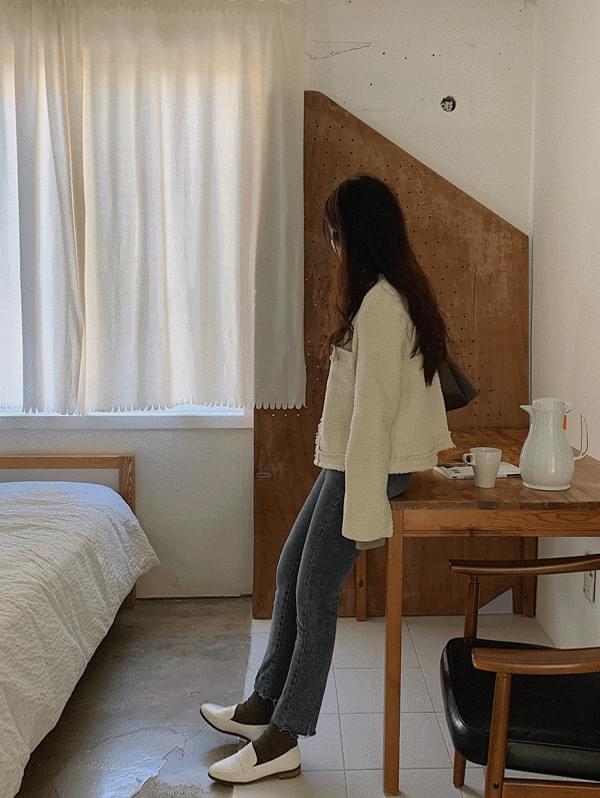 Frances tweed jacket