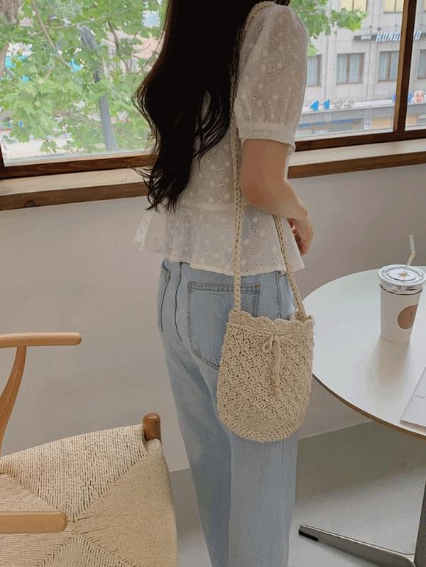 Bokjori Mini Knitwear Bag