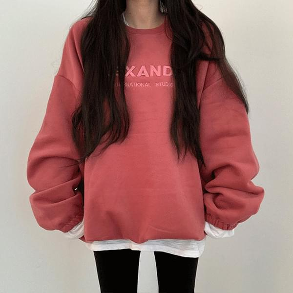 Boxy-fit's Sweatshirt